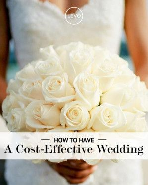 Your Wedding on budget   Ways to save on your big day