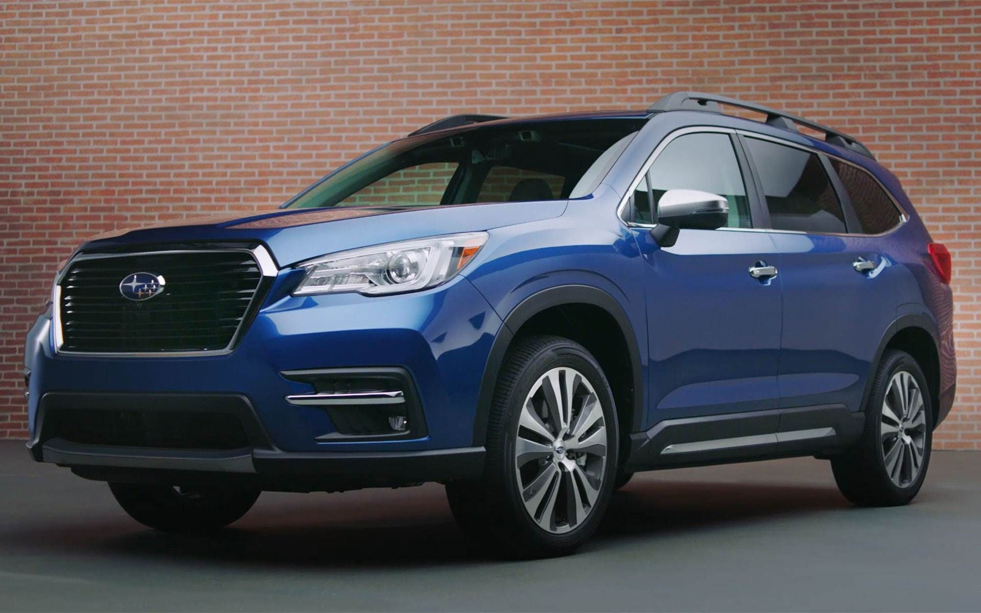2019 Subaru Ascent Walkaround Subaru, Car, Vehicle