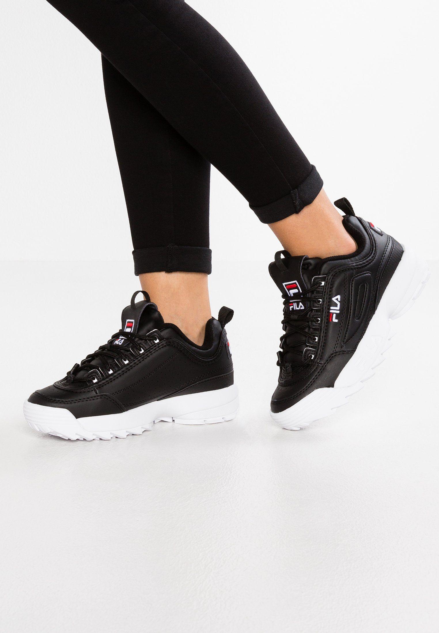 DISRUPTOR - Sneakers laag - black @ Zalando.be ...