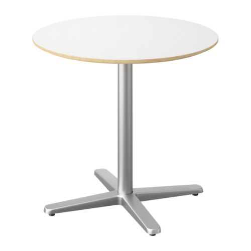Billsta Table Ikea Top Covered With Melamine A Heat And Scratch Resistant