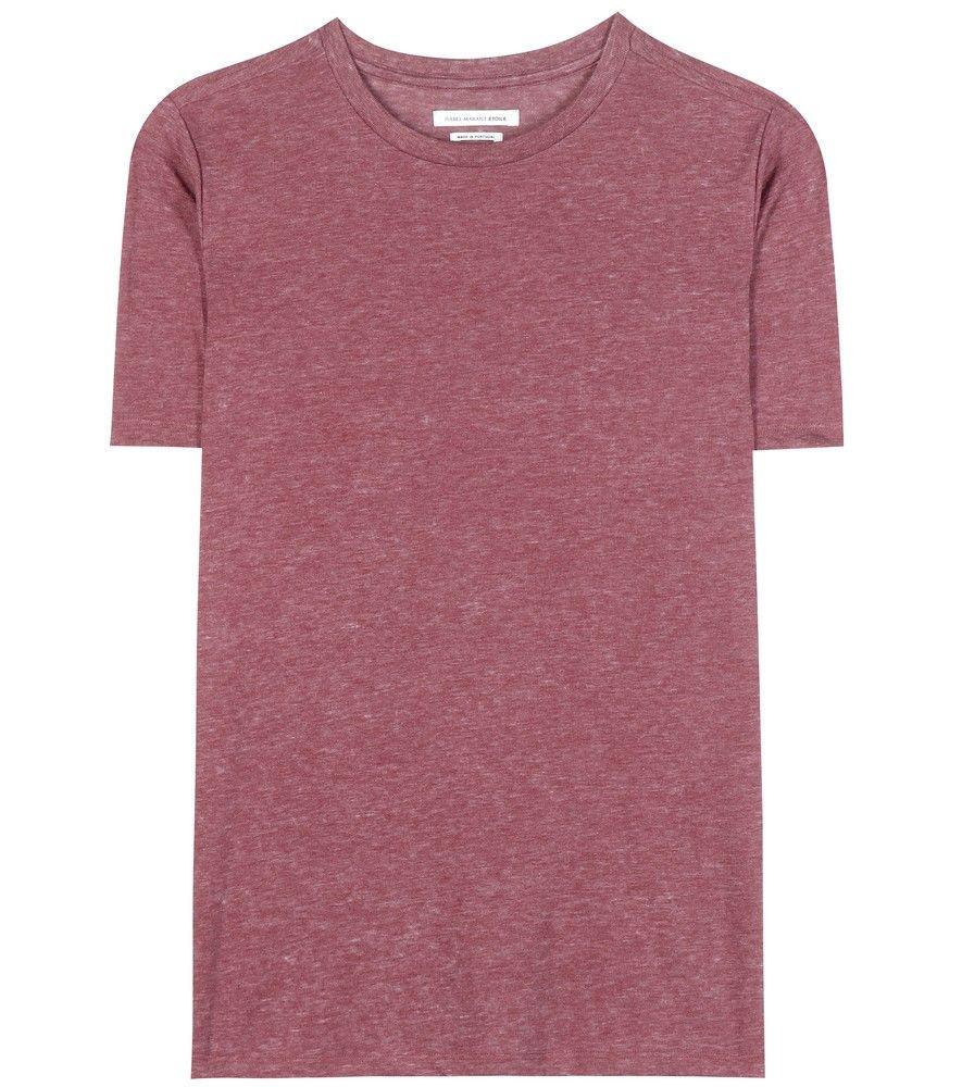 ad9a421ce16b Isabel Marant, Étoile - T-Shirt Dena aus Baumwollgemisch -   AK Done ...
