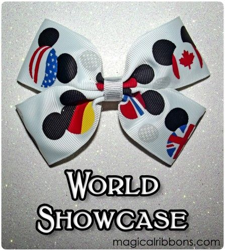 Wold Showcase Bow