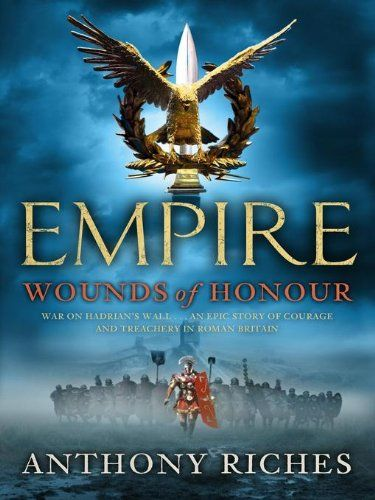 Wounds of Honour (£1.49 UK), by Anthony Riches [Hodder], is the Kindle Deal of the Day for those in the UK (the US edition is $8.66).