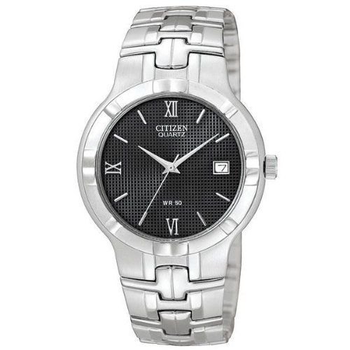 Low price Women Citizen Quartz Date Round Black Dial Men s Watch -  BK2320-52E  d8fd0e7b61
