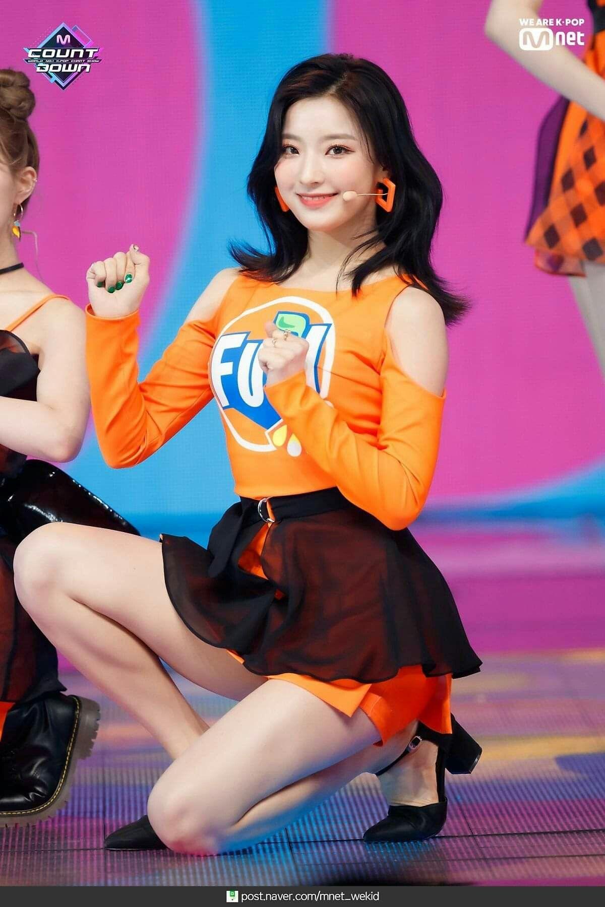 李賽綸 Lee Sae Rom 이새롬 Kpop girls, Kpop fashion, Event