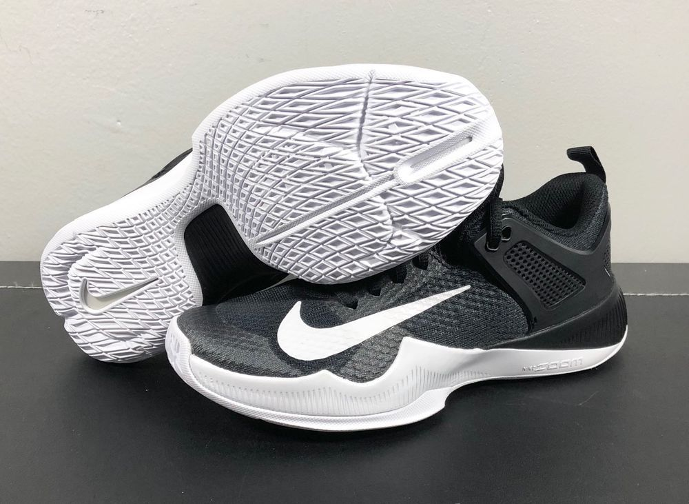 44bccc279e94 New Womens Nike Air Zoom Hyperace Volleyball Black White Sz 7.5 902367 001   fashion  clothing  shoes  accessories  womensshoes  athleticshoes (ebay  link)