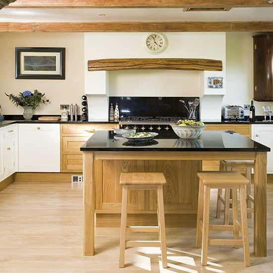 White Kitchen Oak classic oak kitchen | kitchen colors, kitchens and range cooker