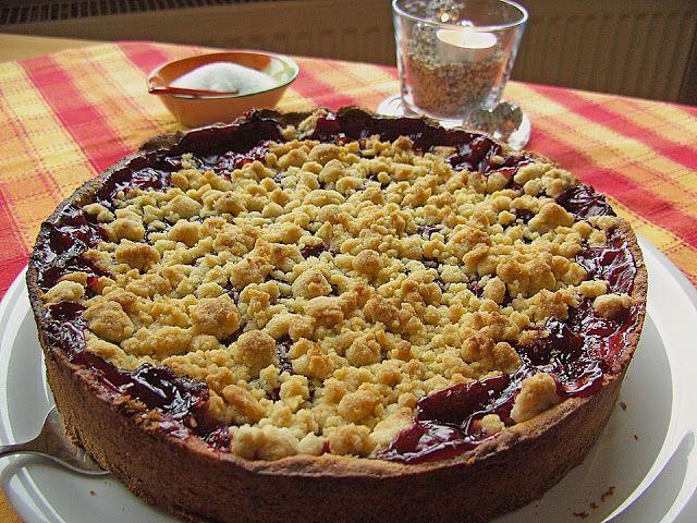 Beste Rezept Saftiger Kirschkuchen Mit Streusel Obstkuchen Und