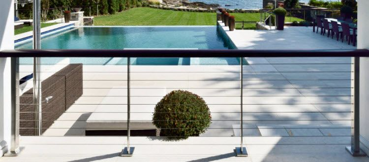 Stainless Steel Cable Railing Railings Outdoor Cable Railing