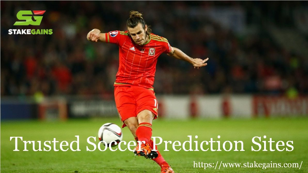 Stakegains, one of the top soccer/football prediction