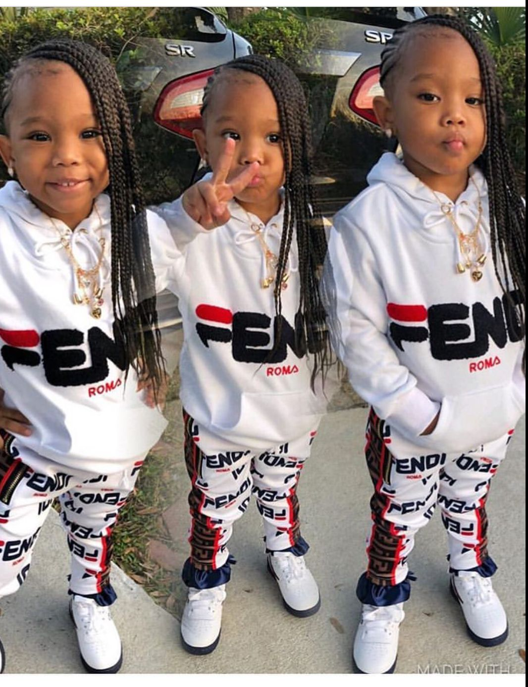 Kids With Swag Cute Little Girls Outfits Cute Kids Fashion