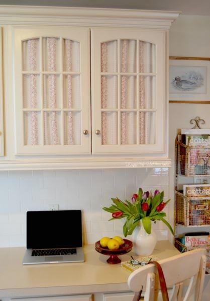 New Diy Glass Cabinet Doors Design Ideas