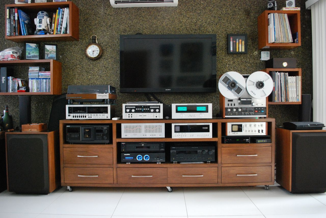 Sala Set Set Up Vintage Stereo Set Up Old School Style Vintages