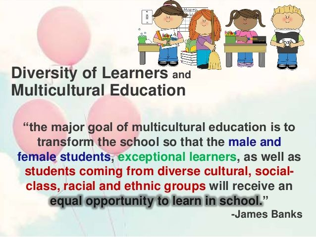Diversity education essay