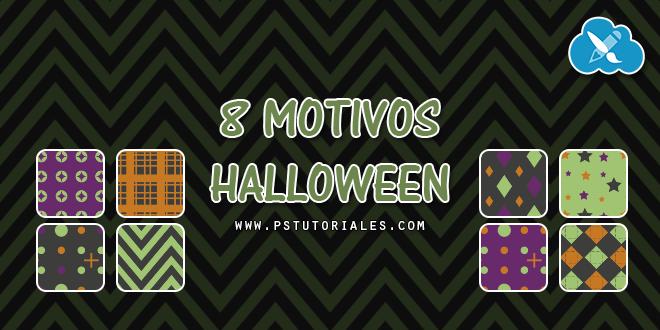 8 motivos especial Halloween | PS Tutoriales