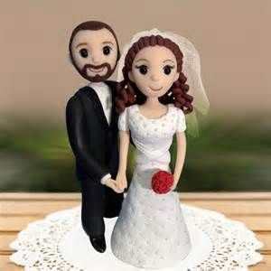 Cake Toppers - Unique and Funny Wedding Cake Toppers WCT044