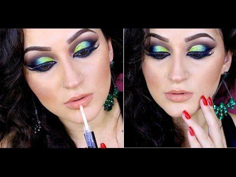 Maquiagem Super Carnaval, com Lu Ferraes - YouTube