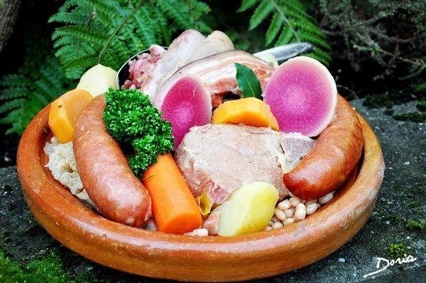 Potée Lorraine à ma façon - La cuisine de Doria #poteechouvert