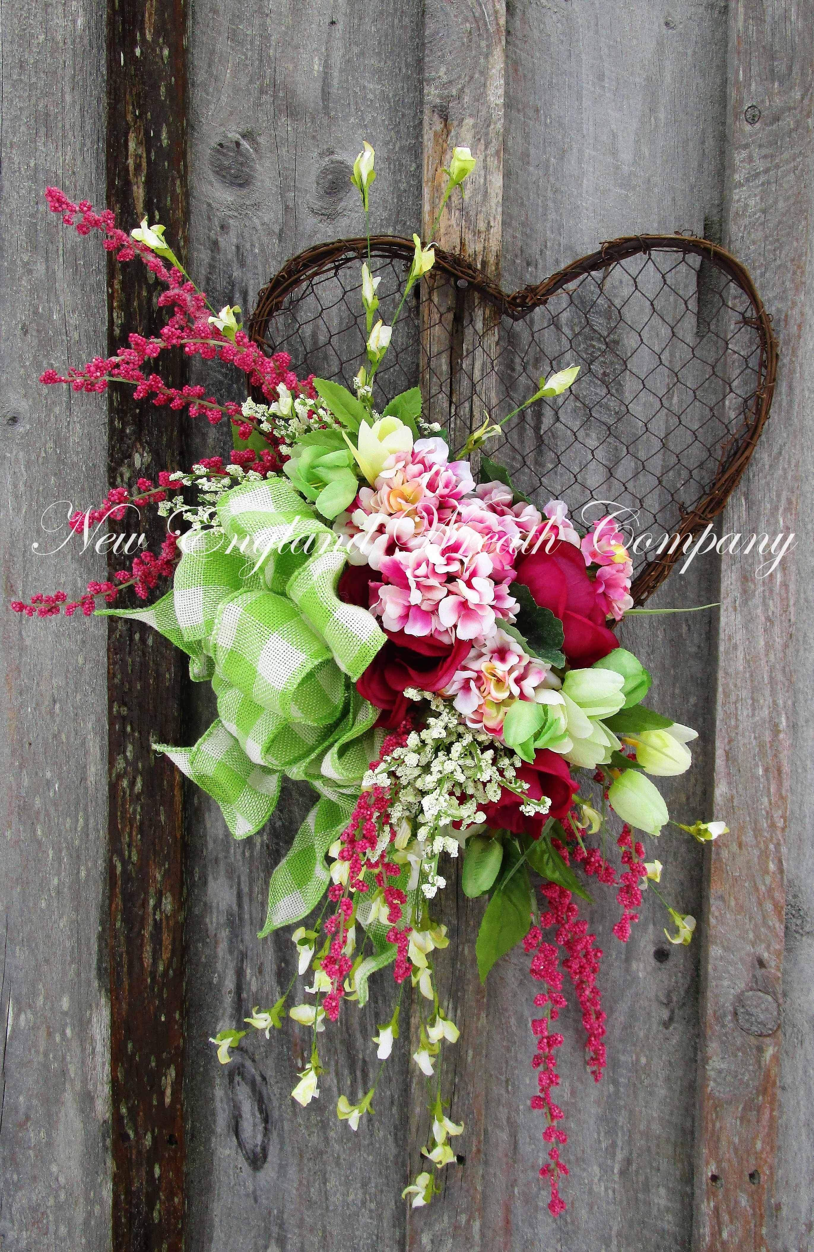 Manchester Country House Wreath