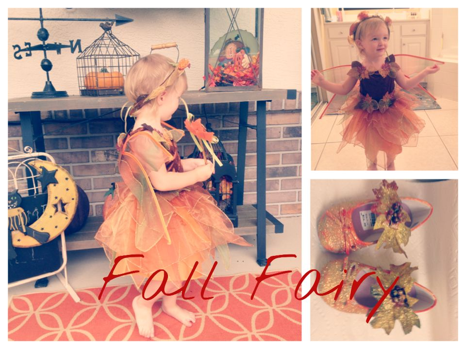 Fall fair costume