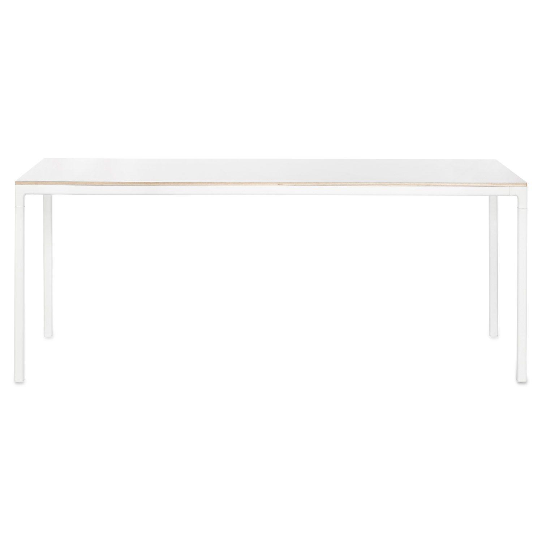 T12 bord 160×80, hvit laminat i gruppen Mobler Bord Spisebord hos ROOM21 no (128152