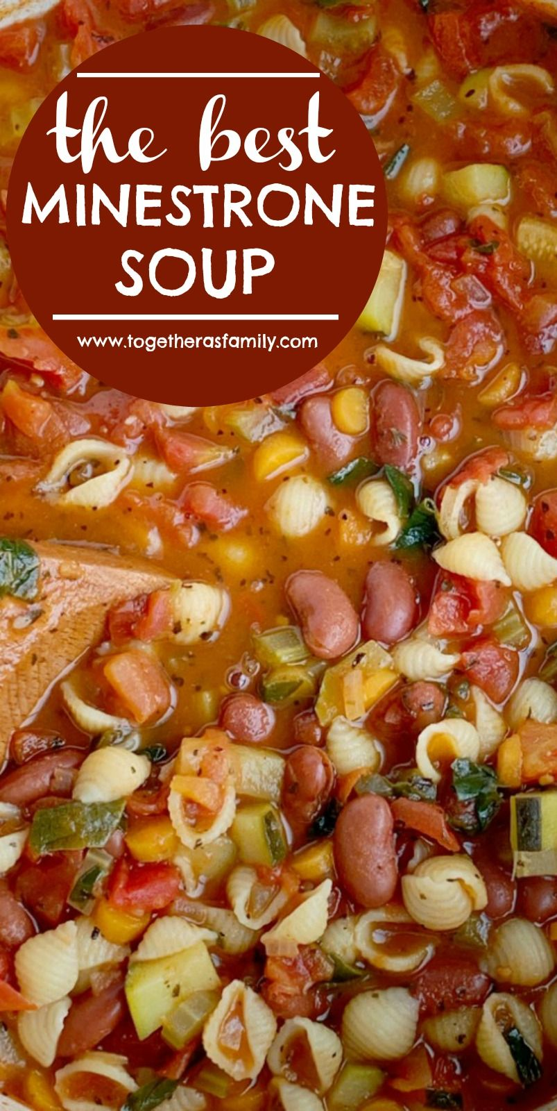 The Best Minestrone Soup | Soup Recipe | Healthy Recipe | This is honestly the b…