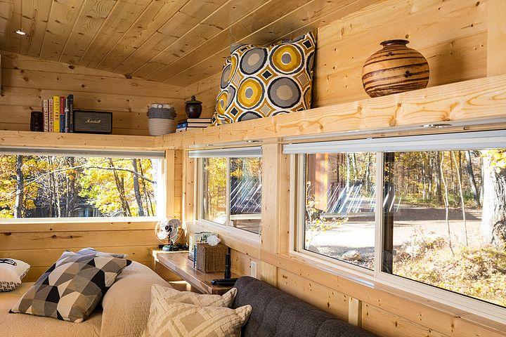 Pin By Cynthia Given On Small Houses Tiny House On