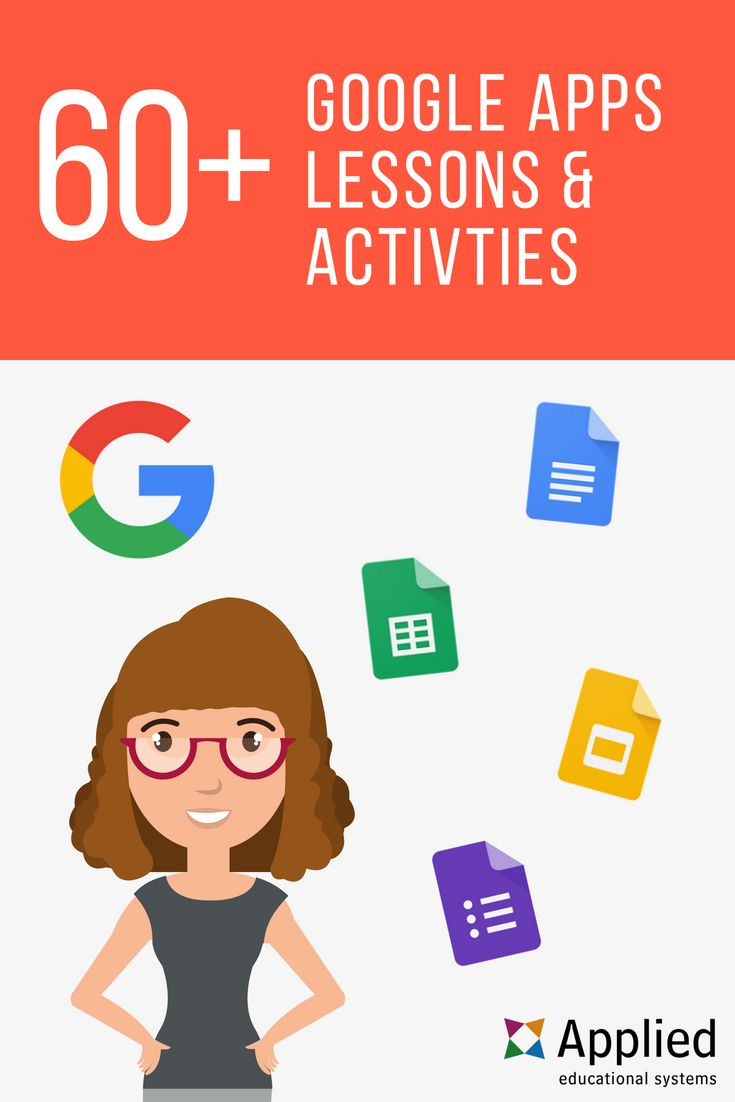 60 google apps lesson plans every teacher should own