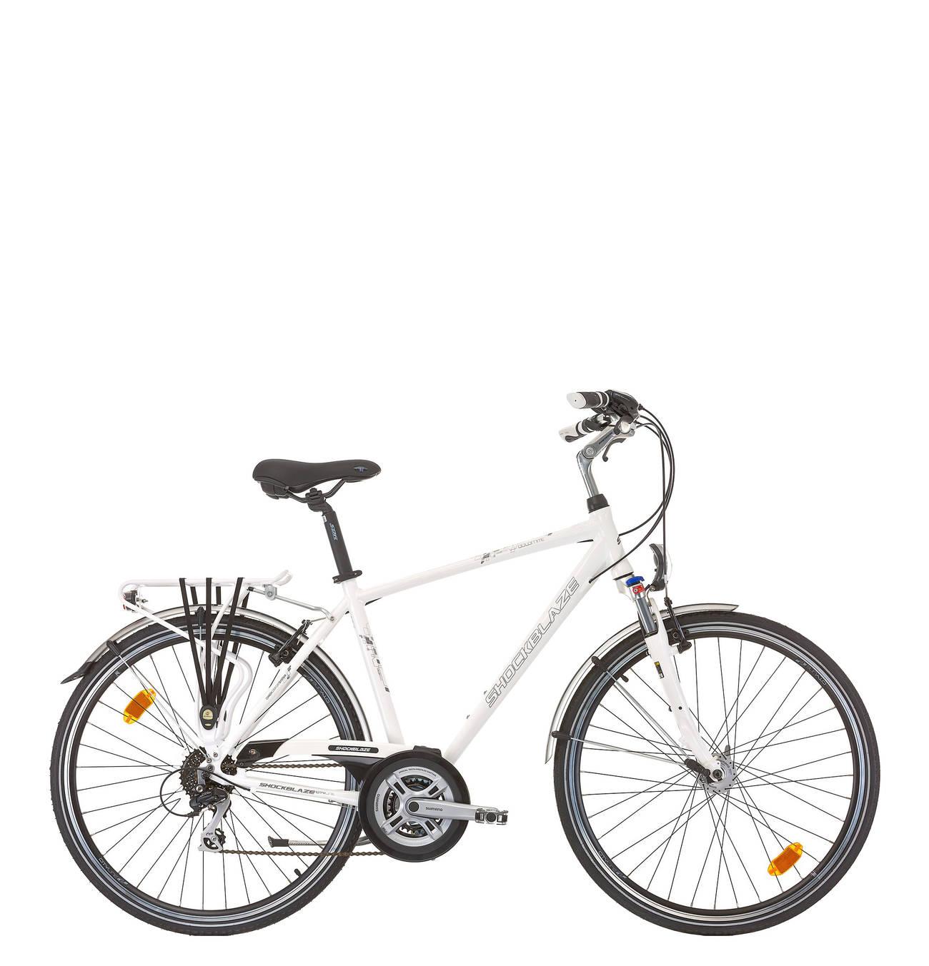 28 Zoll Herren Trekking Fahrrad 24 Gang Cityline Dolomite Fahrrad Trekking Fahrrad Und Federgabel