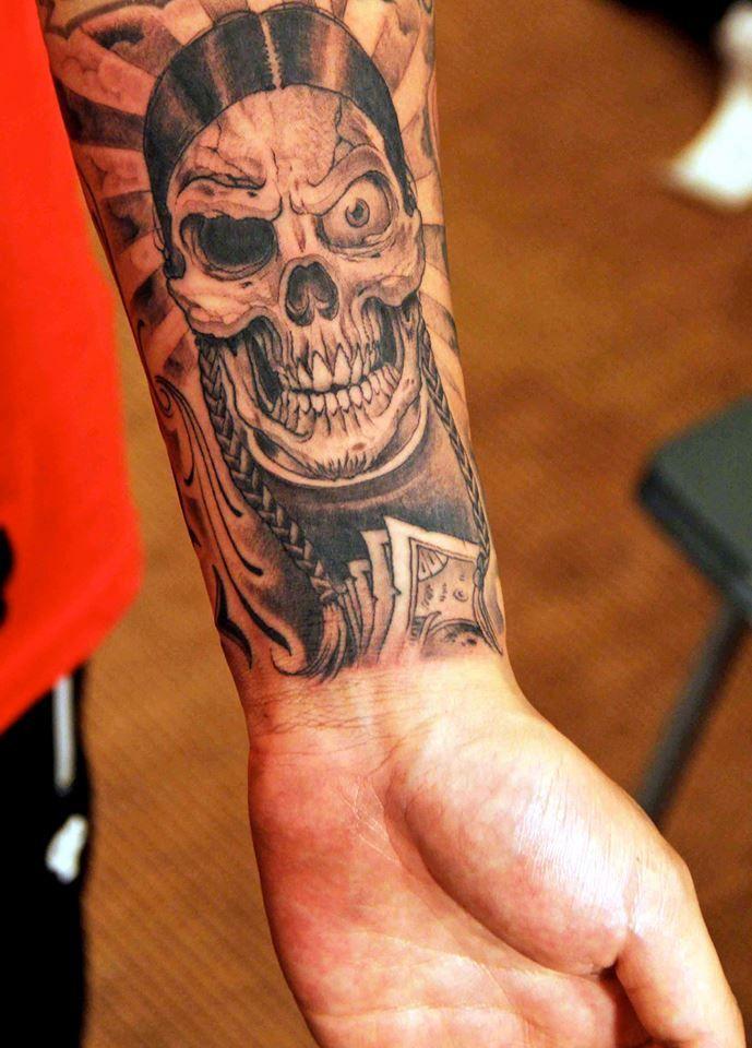 Mister Cartoon With Images Mr Cartoon Tattoo Cartoon Tattoos