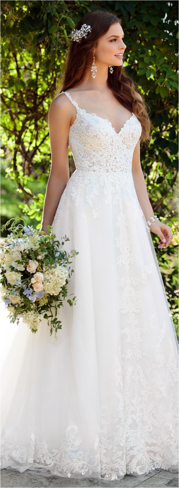 new spring summer wedding dresses trends and ideas
