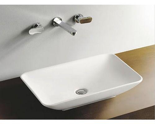 Opzetwastafel wit cm kopen bij hornbach bath room