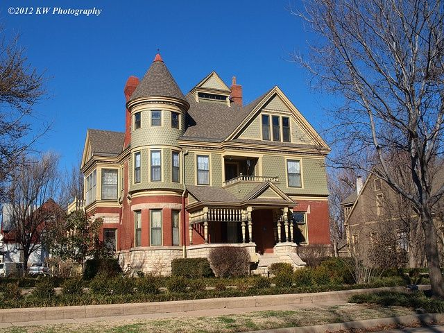 1751 N Park Place In Wichita Kansas Wey Mansion Google Search Old Mansions Mansions Best Places To Live