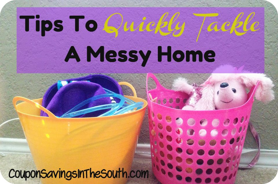 Tips For A Clean Home