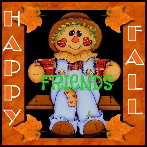 Happy Fall | HAPPY FALL SCARECROW