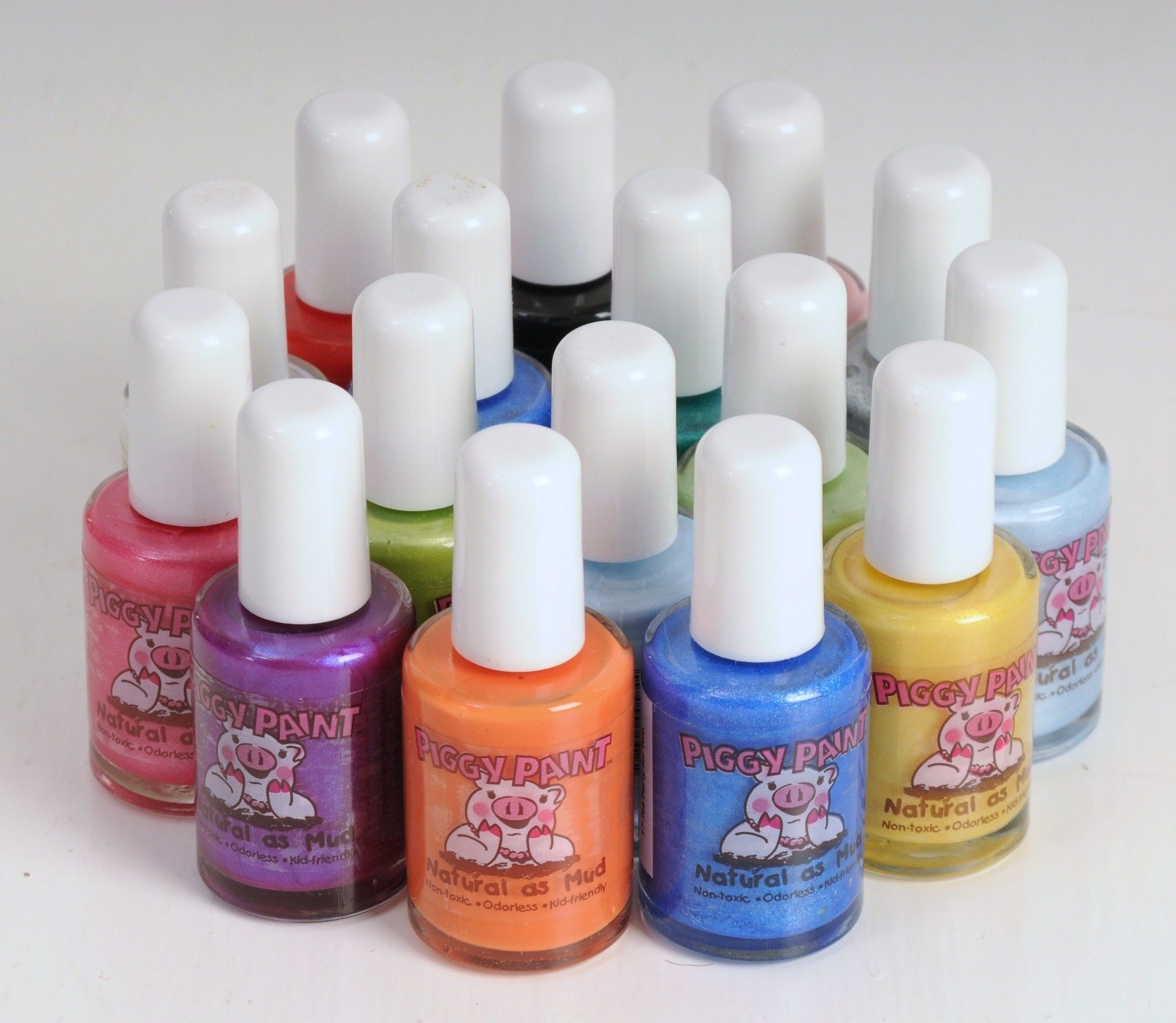 Piggy Paint Nail Polish   Diapers, Babies and Baby safe