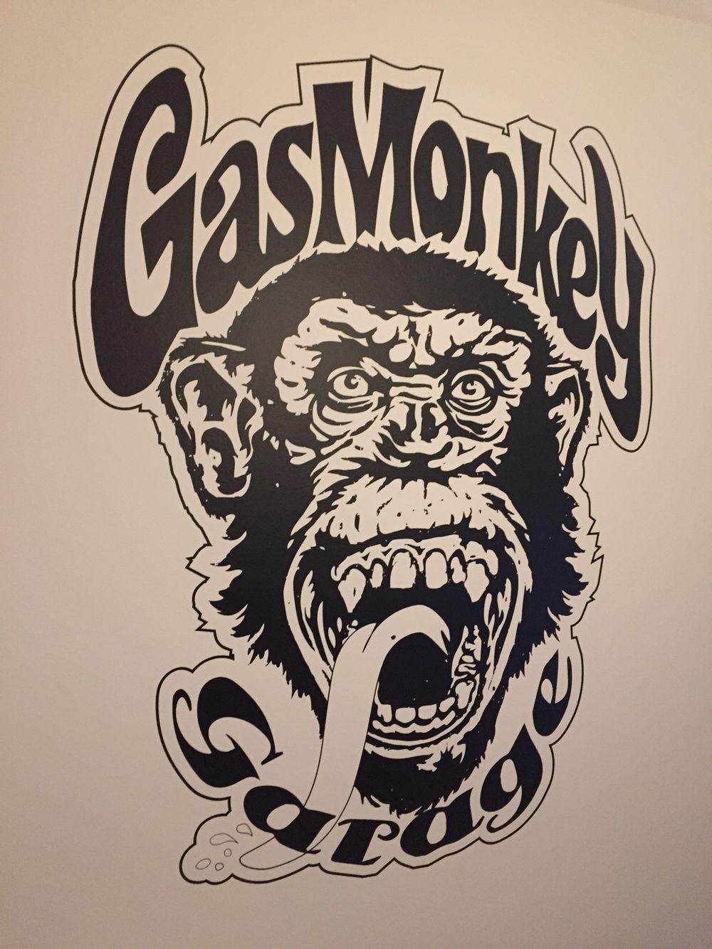 Got Da Monkey In Da House Gasmonkeys Wallpaper Basteln