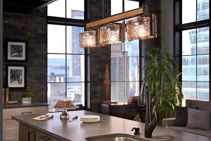 Kitchen Lighting Inspiration From Kichler Aberdeen