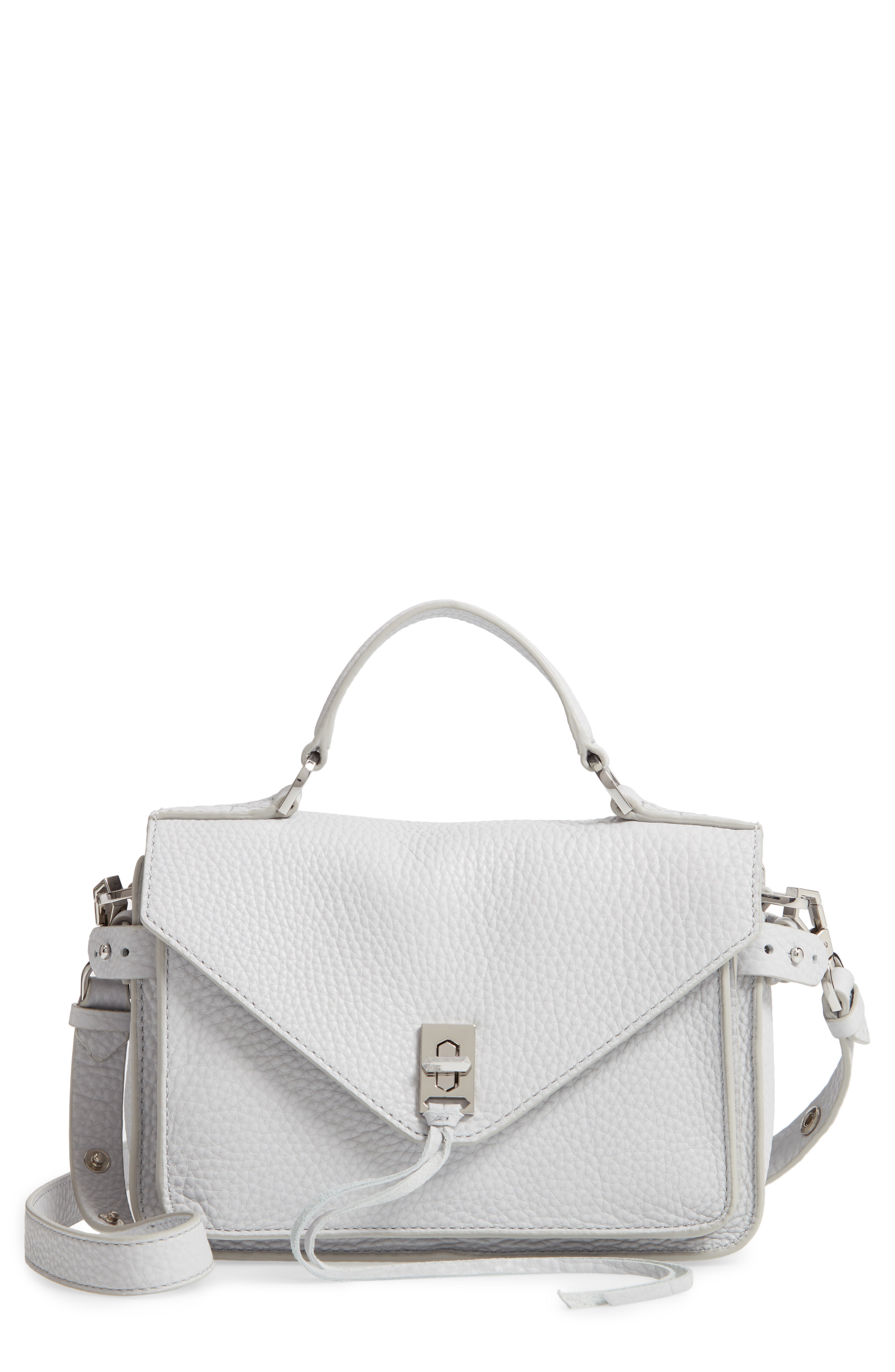 united states wide range recognized brands Rebecca Minkoff 'Small Darren' Leather Messenger Bag | Leather ...