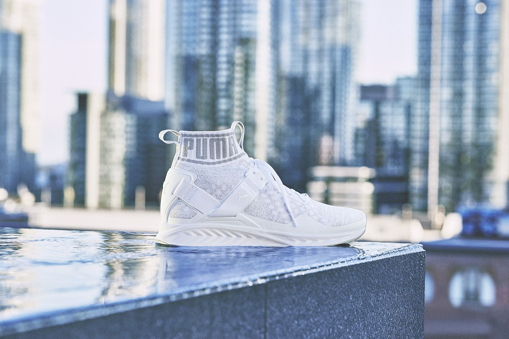 bbd6203b46e PUMA Unveils Two More Colorways of the IGNITE evoKNIT With a Little ...