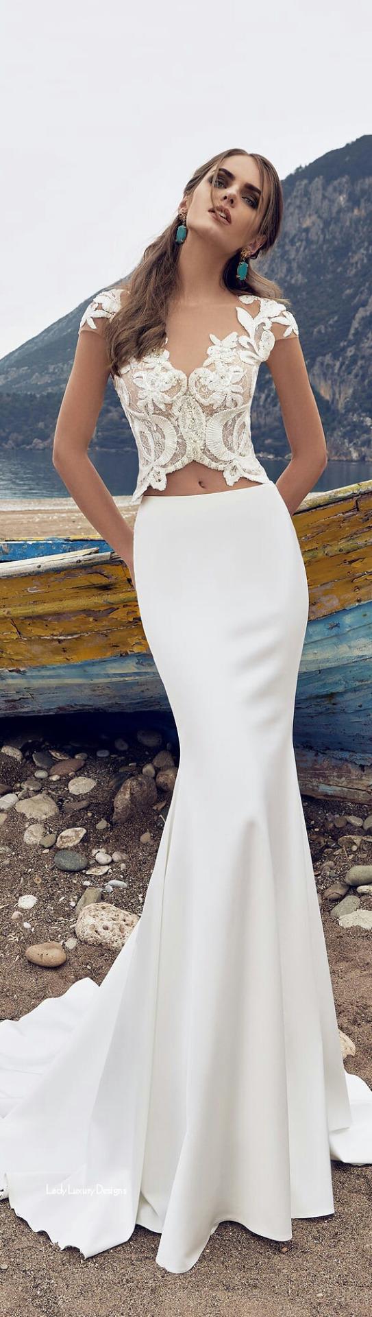 Ocean Wedding Dresses
