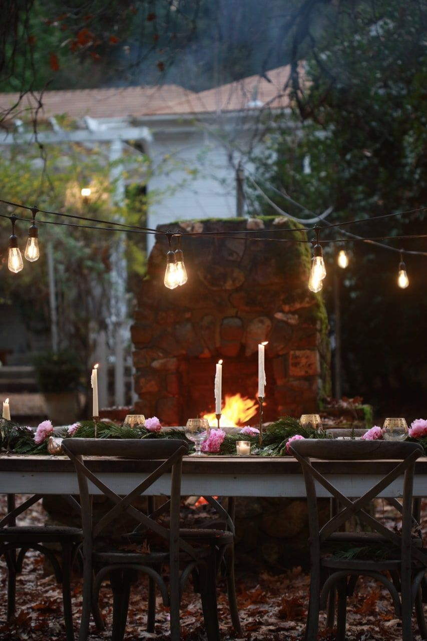 French Country Fridays New Years Eve decorating in 2020