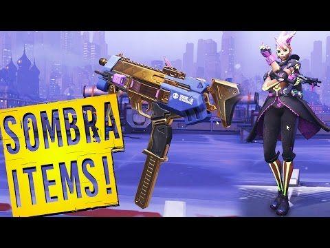 オーバーウォッチ: 新ヒーロー「ソンブラ(Sombra)」の全スキンや勝利ポーズ、イントロ、スプレーなど - http://fpsjp.net/archives/265278  #オーバーウォッチ