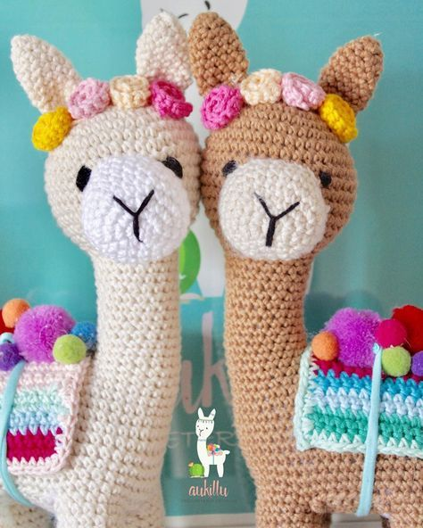 Marcia Alpaca pattern by Yanina Schenkel | Stuffed animal patterns ... | 592x474