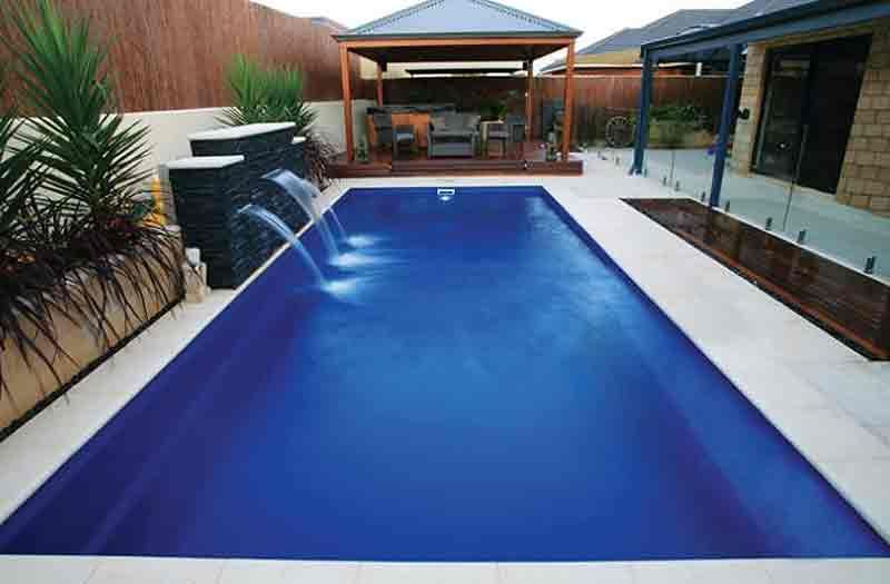 New Classic Model Winter Swimming Pool Cover for Rectangular In Ground Pools