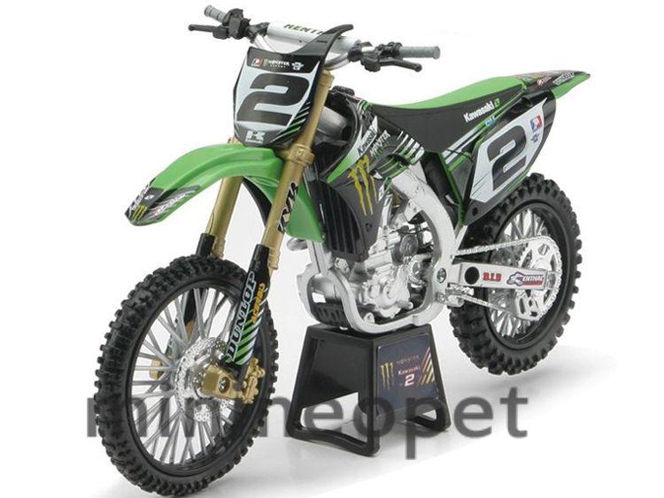 Monster 2010 10 Kawasaki KX450F 2 1 6 Ryan Villopoto | eBay