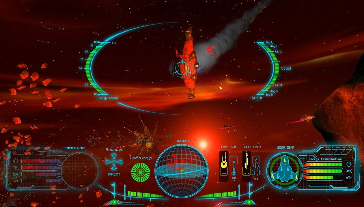 The best space games on PC Space games, Starfighter, Enemy