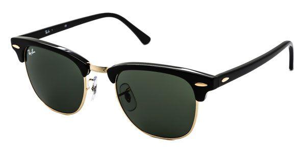 gafas de sol ray ban clubmaster rb3016 w0365