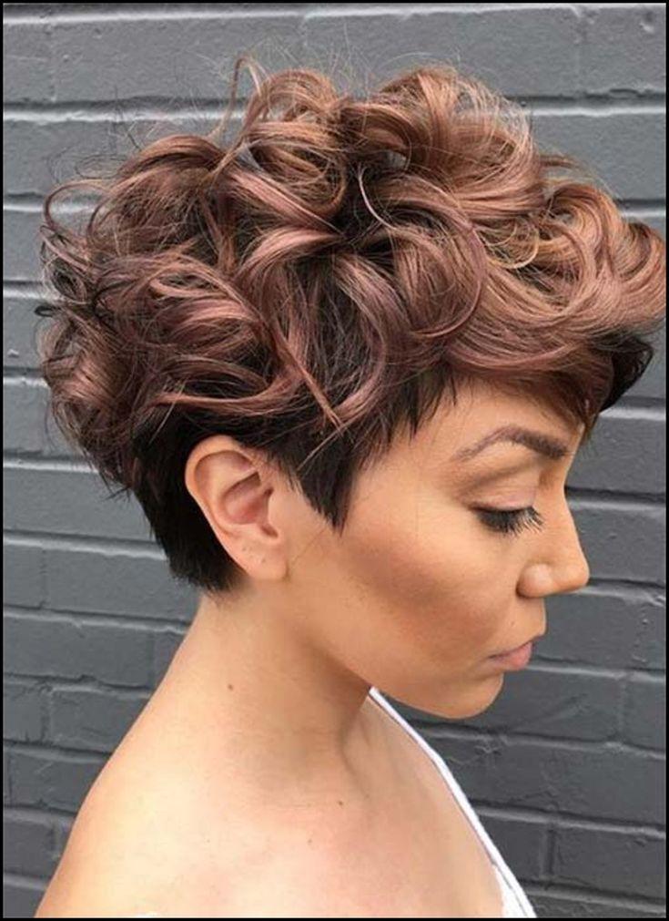 Best Short Curly Frisuren Damen Trend Frisurentrend Kurze Frisuren2019 Curly Damen Fris Kurzhaarfrisur Locken Haarschnitt Kurz Kurzhaarfrisuren