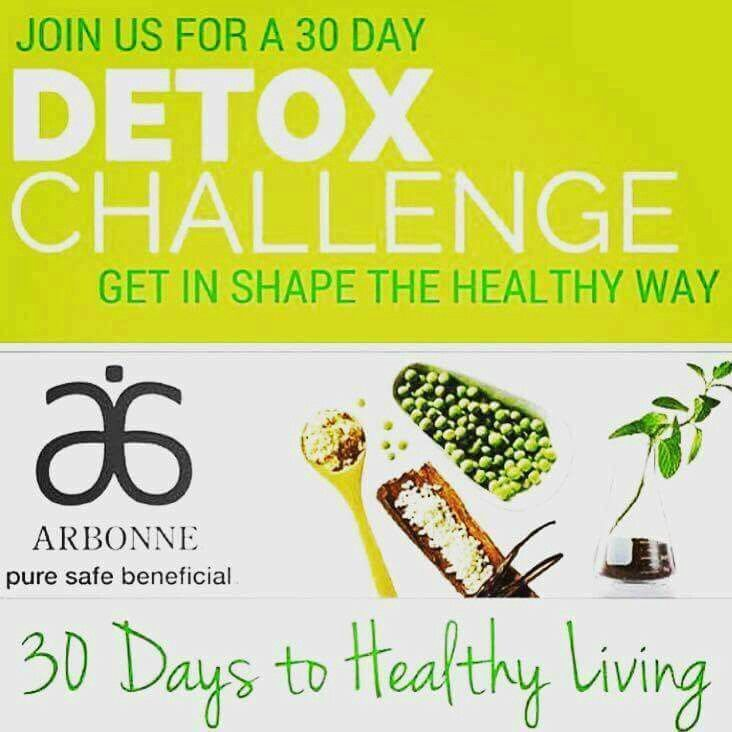 Arbonne 30 Days To Healthy Living And Beyond Order Your